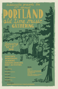Portland Old Time Gathering 2016