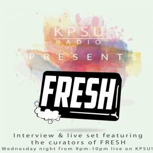 KPSU_Fresh_Poster