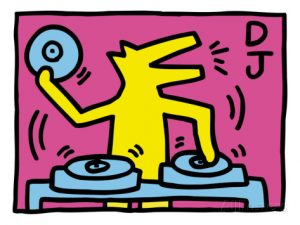 keith-haring-pop-shop-dj