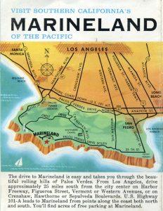 Marineland_CA_brochure_Map_1959