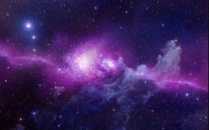 Perfect-Universe-poster-galaxy-planet-outer-space-Purple-landscape-poster-Wide-Wallpaper-silk-Art-Home-Deco