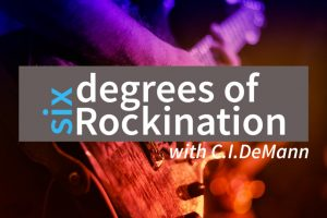 six degrees logo w guitar 11feb2017